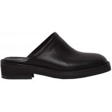 Ann Demeulemeester 40mm Leather Mules 2018 new style HYURVCM