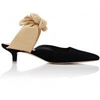 The Row Women's Coco Suede Mules 2018 new style RBIEHMQ