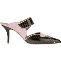 Malone Souliers Odessa Two-Tone Pumps 2018 new style ULHLJYR