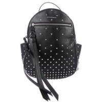 Alexander McQueen Studded Leather Backpack 2018 new style LAMFKSG