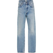 Citizens of Humanity Charlotte Mid-Rise Straight-Leg Jeans 2018 new style WISNLUU